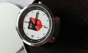 SV Husum Uhr