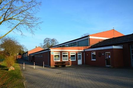 Sporthalle Husum